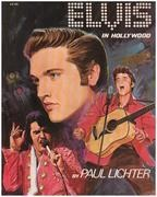 Book - Paul Lichter - Elvis In Hollywood - Elvis Presley
