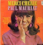 LP - Paul Mauriat and his Orchestra - Merci Cherie