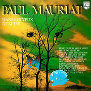 LP - Paul Mauriat - Dans Les Yeux D'Emilie