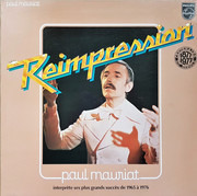 LP - Paul Mauriat - Interprete Ses Plus Grands Succès De 1965 À 1976 - Gatefold