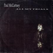 12inch Vinyl Single - Paul McCartney - All My Trials