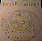 12'' - Paul McCartney - Press