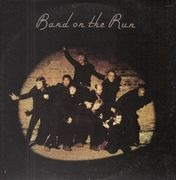 LP - Paul McCartney & Wings - Band On The Run - WITH POSTER