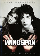 DVD - Paul McCartney - Wingspan - An Intimate Portrait