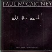 7inch Vinyl Single-Box - Paul McCartney - All The Best - RARE PROMO BOX