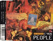 CD Single - Paul McCartney - C'mon People