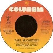 7inch Vinyl Single - Paul McCartney - Ebony And Ivory
