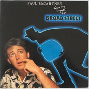 CD - Paul McCartney - Give My Regards To Broad Street - Pre-Emphasis