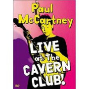 DVD - Paul McCartney - Live At The Cavern Club - Still Sealed