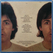LP - Paul McCartney - McCartney II - Gatefold