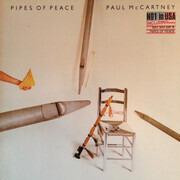 LP - Paul McCartney - Pipes Of Peace - Gatefold