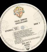 LP - Paul Simon - Graceland