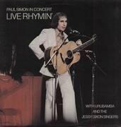LP - Paul Simon - Live Rhymin'