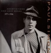 Double LP - Paul Simon - Negotiations And Love Songs (1971-1986)