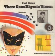 LP - Paul Simon - There Goes Rhymin' Simon - USA PC 32280