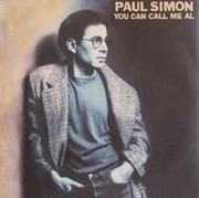 7inch Vinyl Single - Paul Simon - You Can Call Me Al - Silver Injection Labels