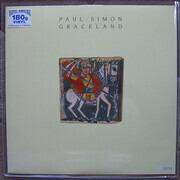 LP - Paul Simon - Graceland - 180g