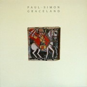 LP - Paul Simon - Graceland - Canada