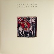 LP - Paul Simon - Graceland - US Club Edition