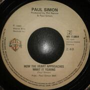 7inch Vinyl Single - Paul Simon - Late In The Evening