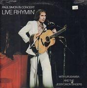 LP - Paul Simon - Live Rhymin' - Still Sealed