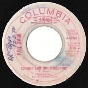 7inch Vinyl Single - Paul Simon - Mother And Child Reunion - Promo