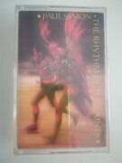 MC - Paul Simon - The Rhythm Of The Saints - Still Sealed