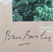 LP - Paul Simon - The Rhythm Of The Saints - Signed by Bruno Barbey