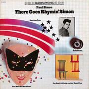 LP - Paul Simon - There Goes Rhymin' Simon - Quadraphonic