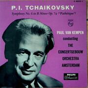LP - Tchaikovsky - Symphonie N°6 'Pathétique'