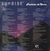 LP - Paulinho Da Costa - Sunrise - still sealed