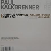 12'' - Paul Kalkbrenner - Reworks 12'/1