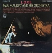 LP - Paul Mauriat And His Orchestra - L.O.V.E.