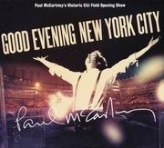 CD & DVD - Paul McCartney - Good Evening New York City