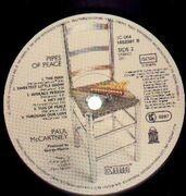 LP - Paul McCartney - Pipes Of Peace
