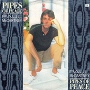 7'' - Paul McCartney - Pipes Of Peace