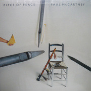 LP - Paul McCartney - Pipes Of Peace