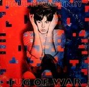 LP - Paul McCartney - Tug Of War