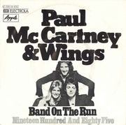 7inch Vinyl Single - Paul McCartney And Wings - Band On The Run