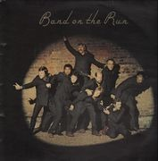 LP - Paul McCartney & Wings - Band On The Run - + Poster