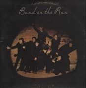 LP - Paul McCartney & Wings - Band On The Run