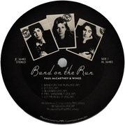 LP - Paul McCartney & Wings - Band On The Run