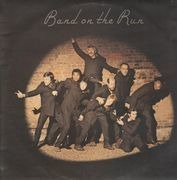 LP - Paul McCartney & Wings - Band On The Run - NO POSTER