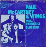 7'' - Paul McCartney & Wings - Mrs. Vandebilt