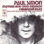 7'' - Paul Simon - Mother And Child Reunion