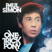 LP - Paul Simon - One-Trick Pony