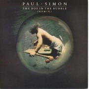 7'' - Paul Simon - The Boy In The Bubble