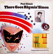 LP - Paul Simon - There Goes Rhymin' Simon - Gatefold