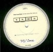 10'' - Paul van Dyk - 45 Remixes Per Minute