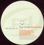 12'' - Paul van Dyk - We Are Alive